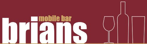 Brian's Mobile Bars, mobile bar hire in Sussex, Surrey & Kent